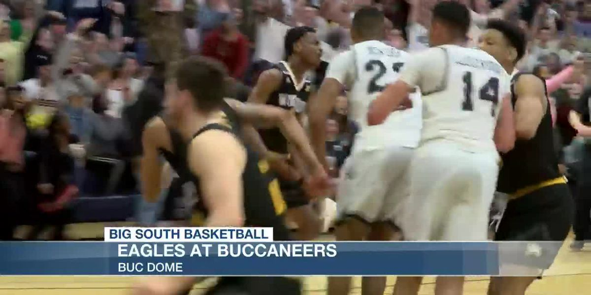 VIDEO: CSU falls at home to 1st place Winthrop