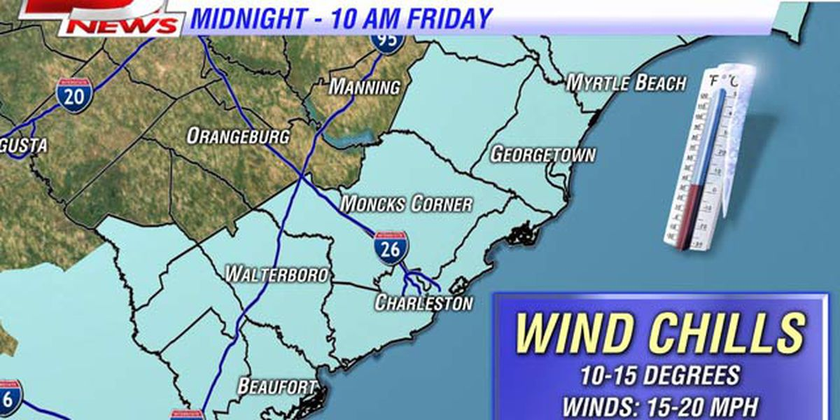 Shelters opening ahead of Thursday night cold