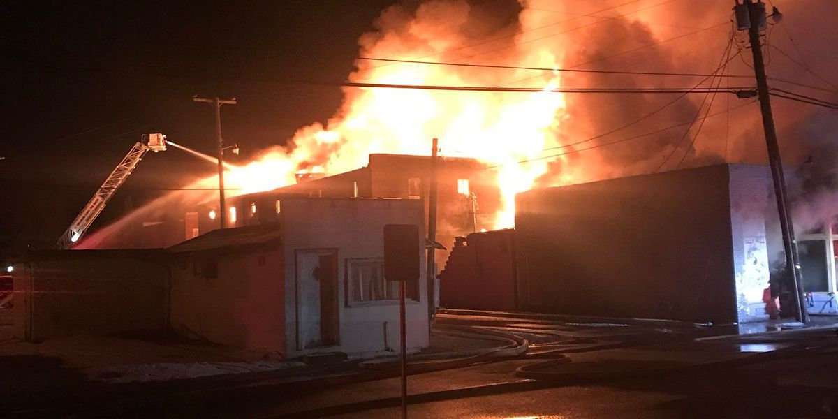 N.J. man pleads guilty in $1M Holly Hill arson