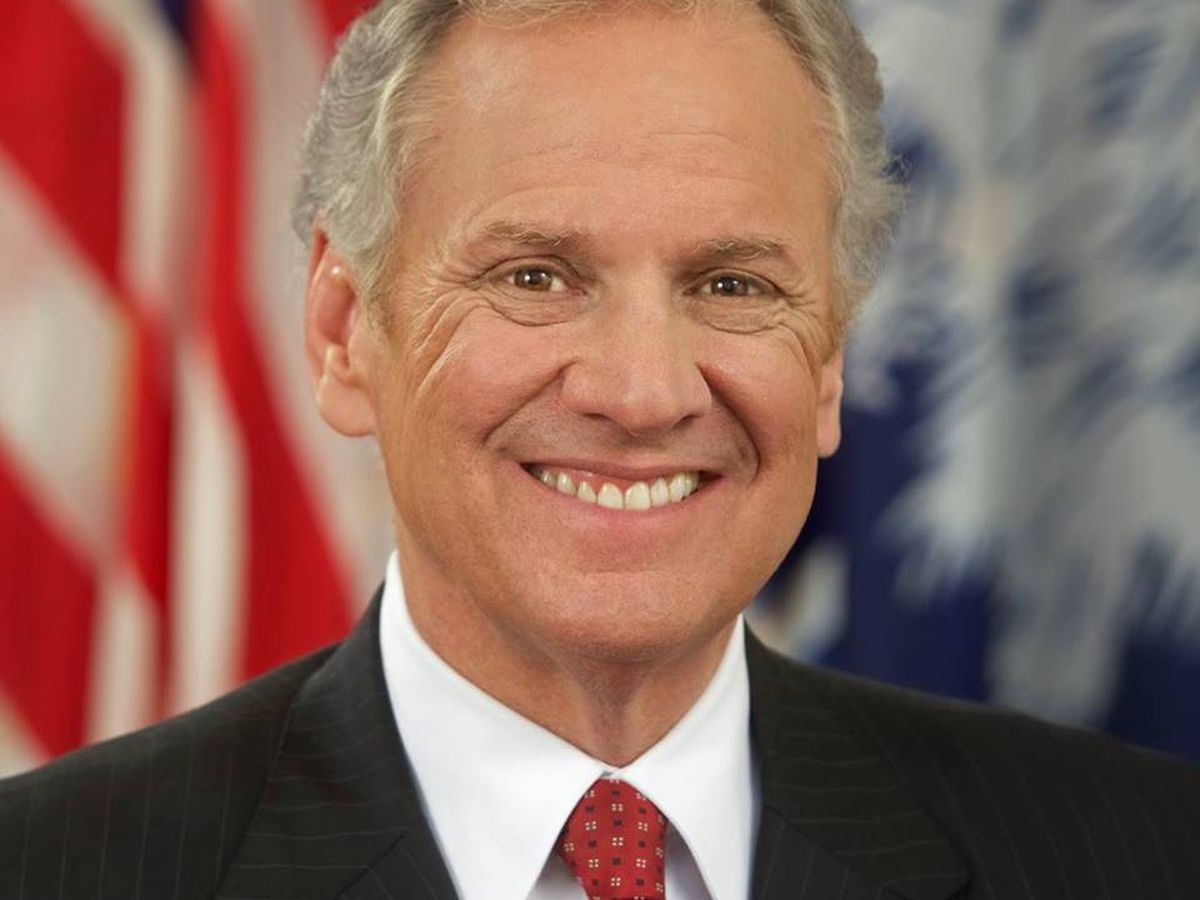 Gov. McMaster confident Caslen will be voted in as USC's next president