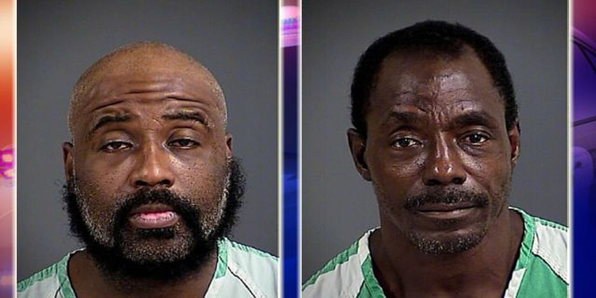 Police: 2 arrested for construction site wiring theft