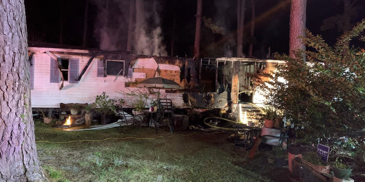 One injured in Conway structure fire