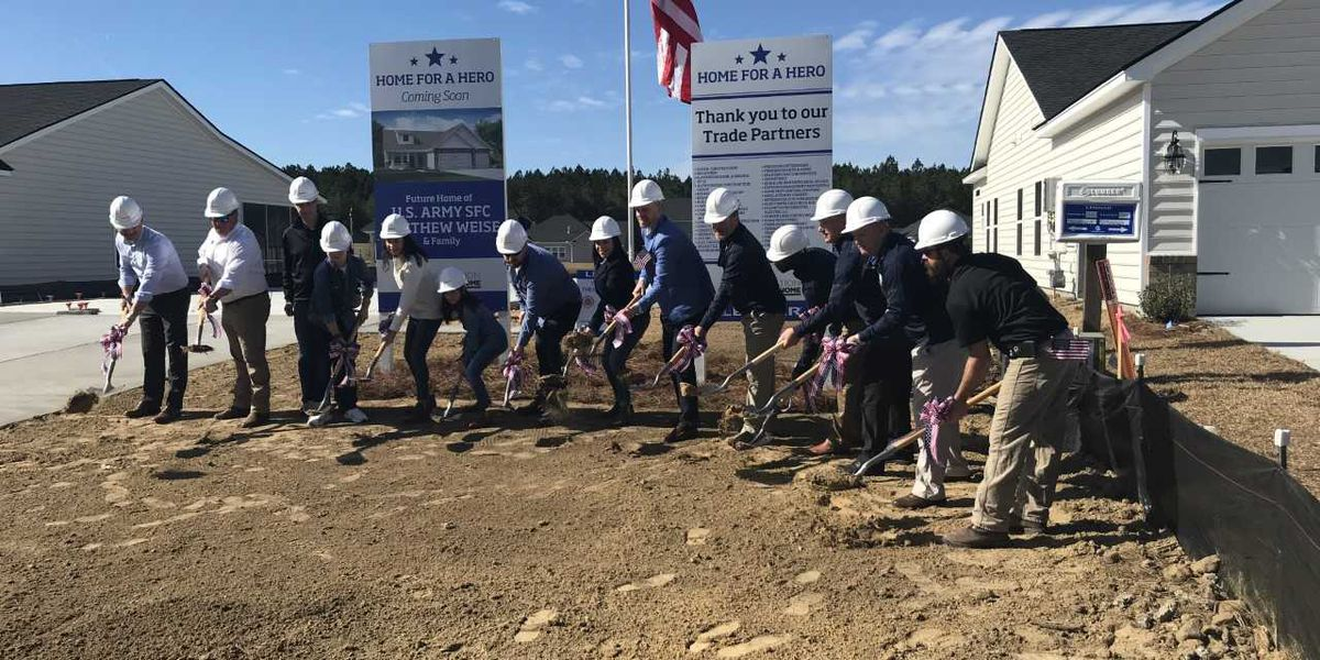 Operation Finally Home builds free home for soldier in Summerville