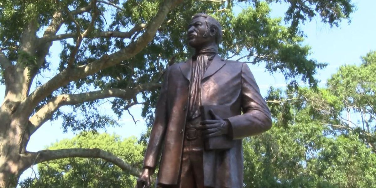Repairs to Denmark Vesey statue to begin following report of vandalism