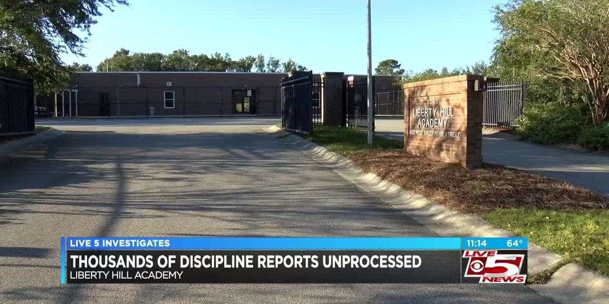 VIDEO: Classrooms of chaos: Nearly 2,000 disciplinary referrals go unprocessed in CCSD school