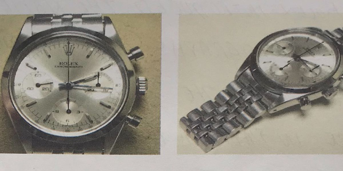 SC man discovers 50-year-old watch worth nearly $40K, donates it to the Salvation Army