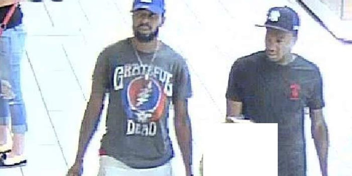 Deputies searching for persons of interest in armed robberies