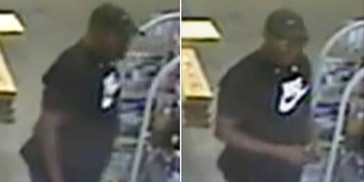 Goose Creek Police post surveillance images to identify man
