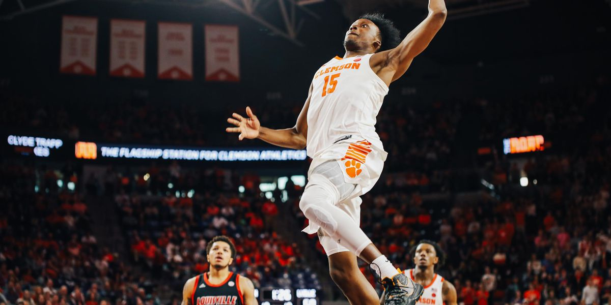 Newman Leads Clemson to Upset Win Over No. 5 Louisville