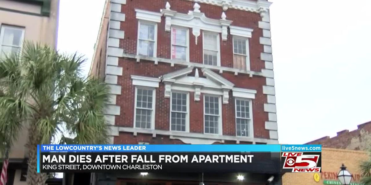 Police: Man dies after 3-story fall from King Street apartment window