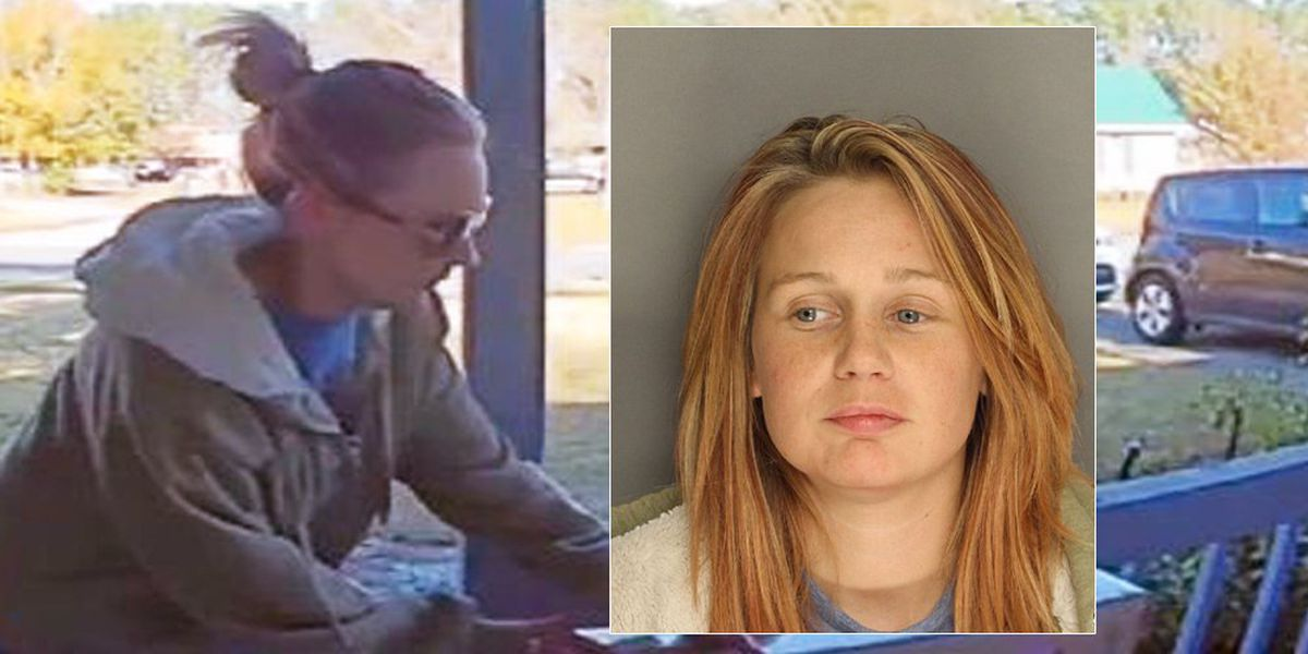 BCSO: Woman who took package off Goose Creek porch lied to deputies