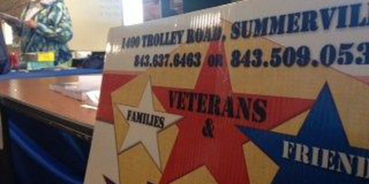 Lowcountry motorcycle club hosts free event for veterans