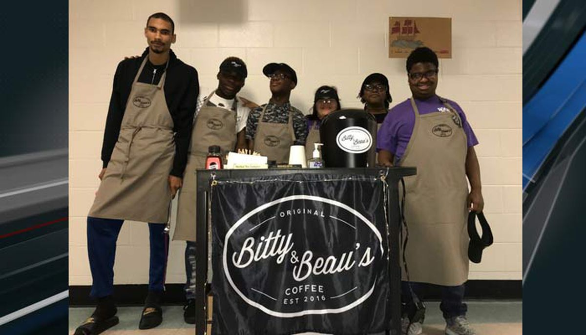 high school students with disabilities get new kind of job