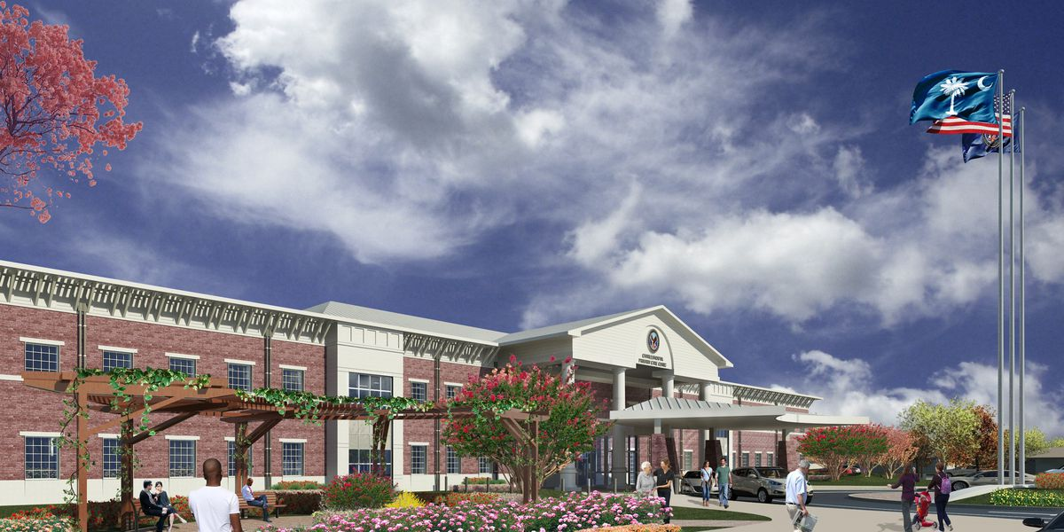 Primary care services will move from downtown Charleston VA hospital to new facility in N. Charleston