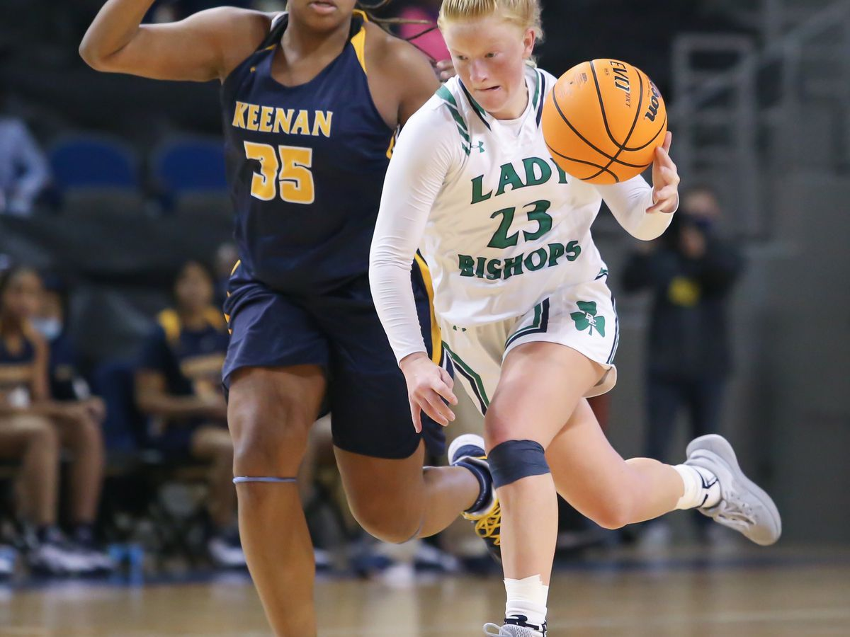 Bishop England girls fall in 3-A state title game