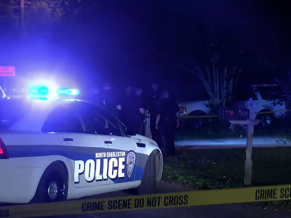 Police: One dead after shooting on Garrett Avenue in N. Charleston