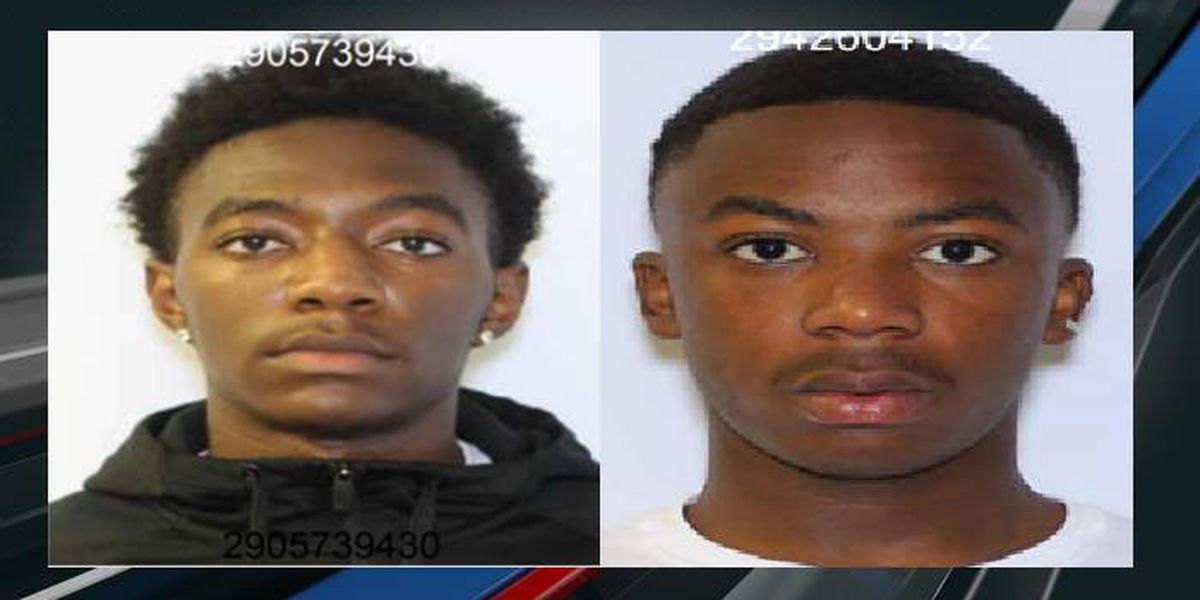 Police arrest two additional suspects wanted in Bluffton shooting