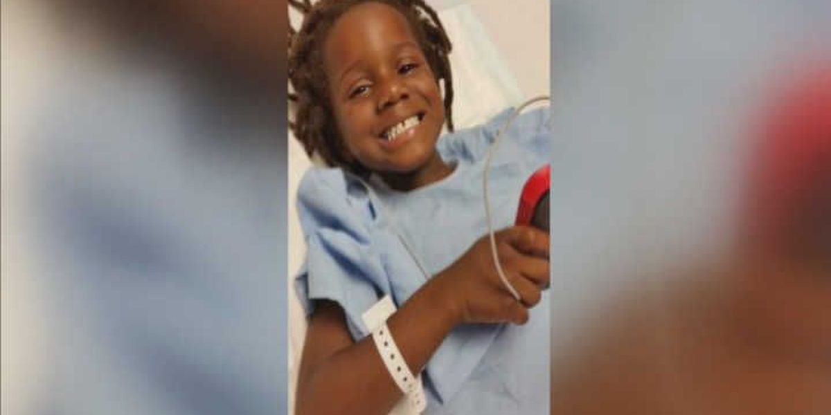 Community rallies for paralyzed five-year-old shot in the back