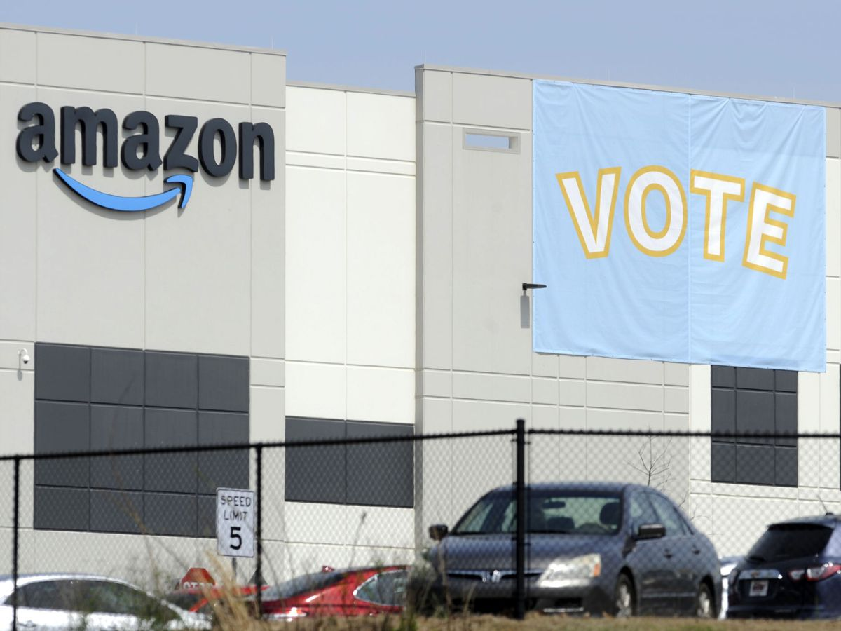 After Amazon: Labor tries to regroup in wake of Alabama loss