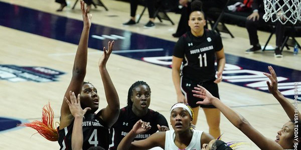 Bueckers leads No. 2 UConn over No. 1 South Carolina in OT