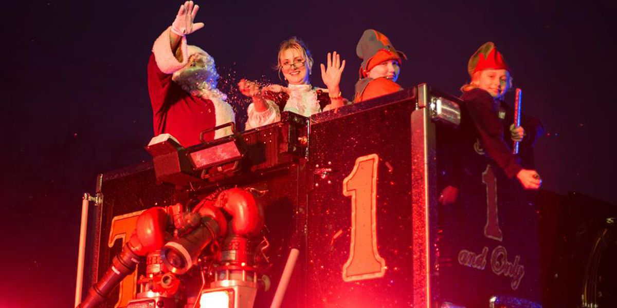 North Charleston ready for annual Christmas parade and festival