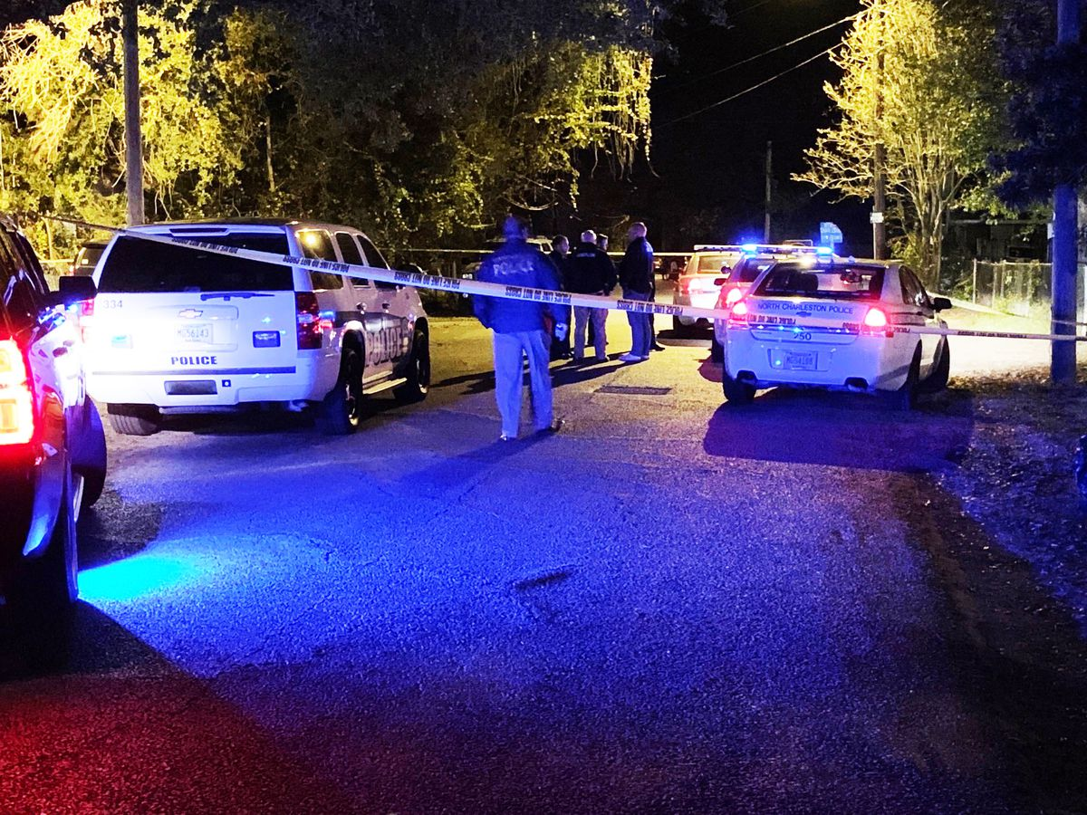 One person dead following shooting in North Charleston