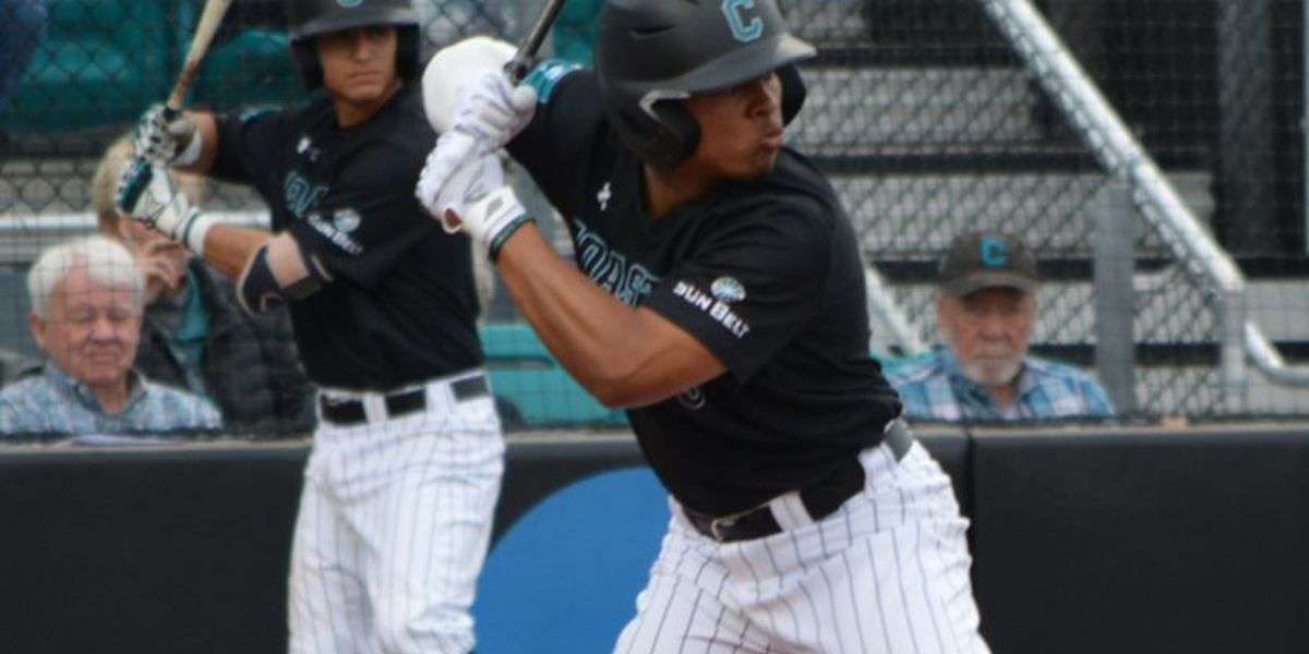 No. 21 Coastal Powers Past VCU in Season Opener