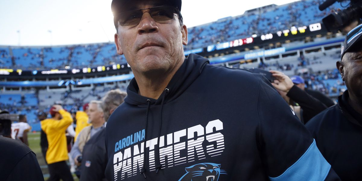 Former Carolina Panthers head coach Ron Rivera is cancer free, daughter says