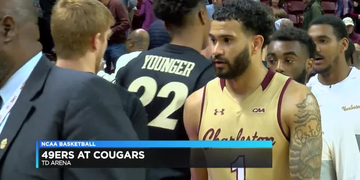 VIDEO: CofC extends home win streak to 20 over UNC Charlotte