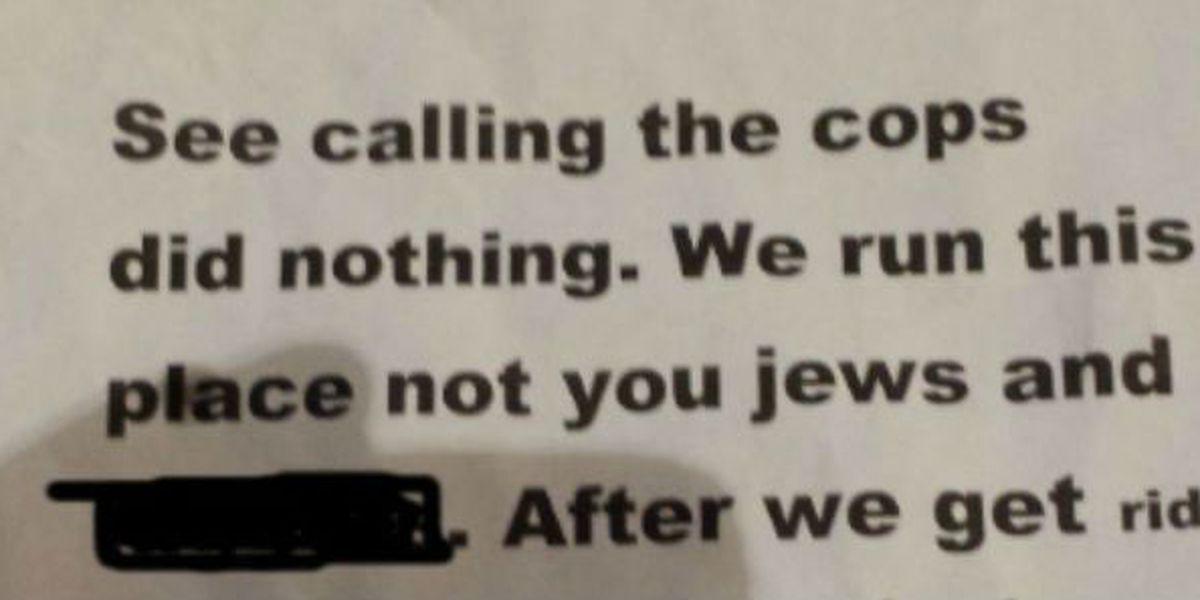 Anti-Semitic, anti-black flyers circulating Summerville neighborhood