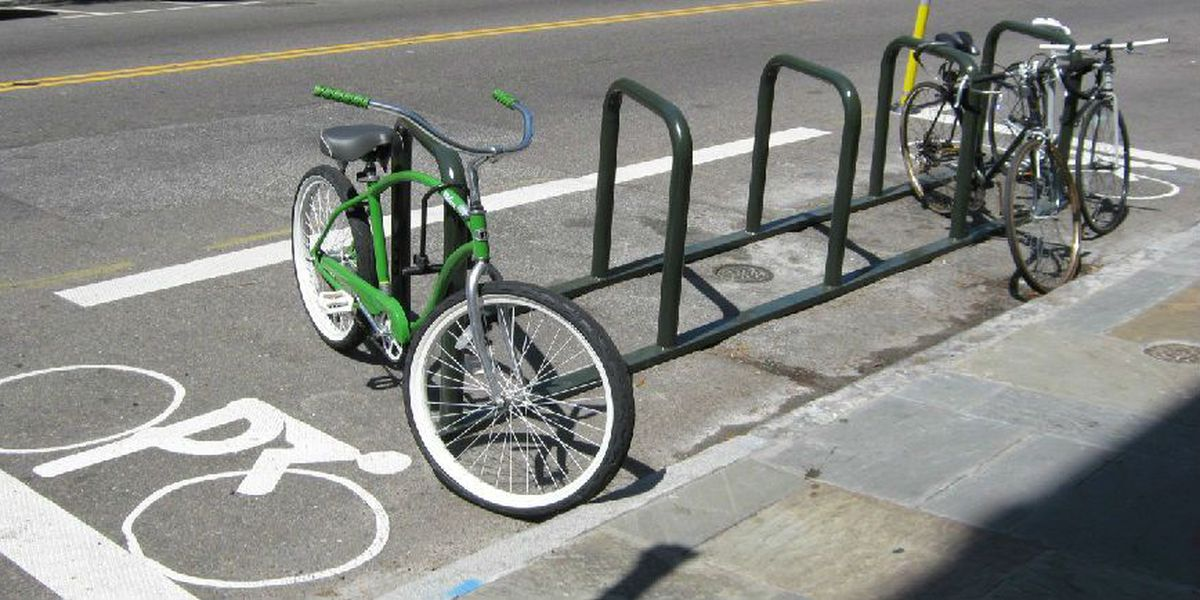 CPD to enforce new King St. bike parking ordinance in December