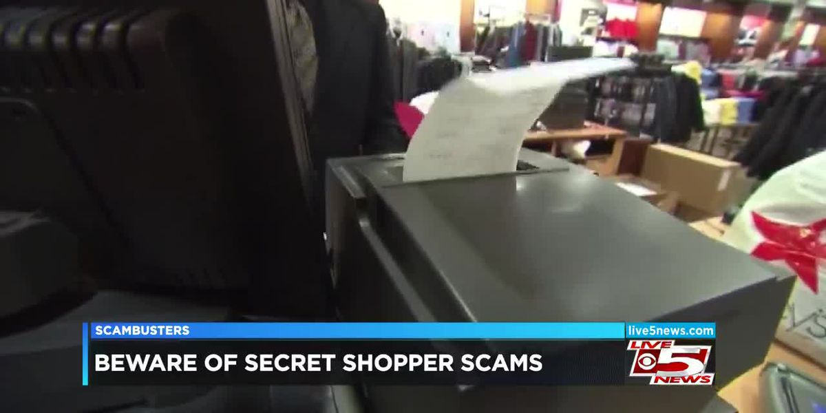 VIDEO: Live 5 Scambusters: The truth behind secret shopper scams
