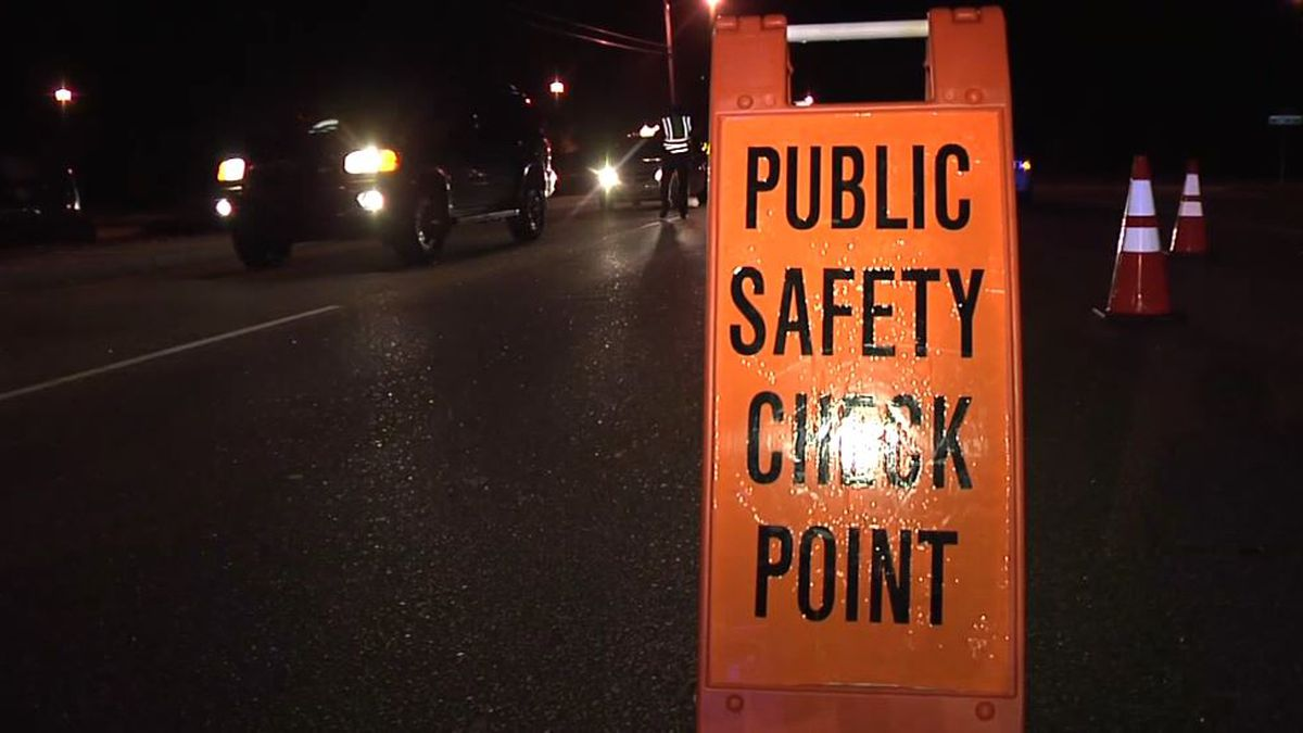 Deputies announce additional safety checkpoint in Dorchester Co. for Thursday
