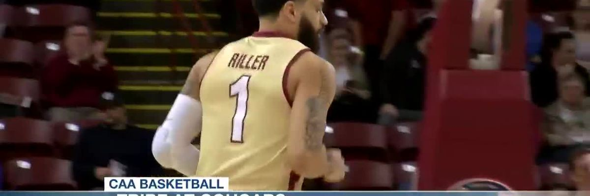 VIDEO: CofC beats William & Mary to take over 1st place