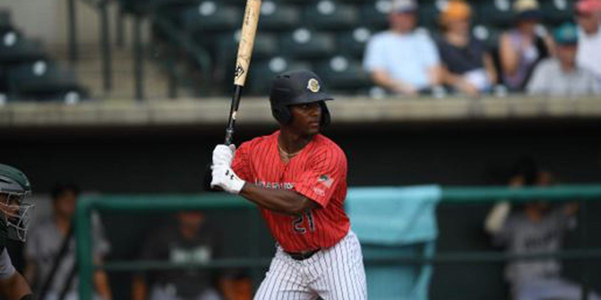 Long Balls Doom Dogs as Charleston Falls in Opener