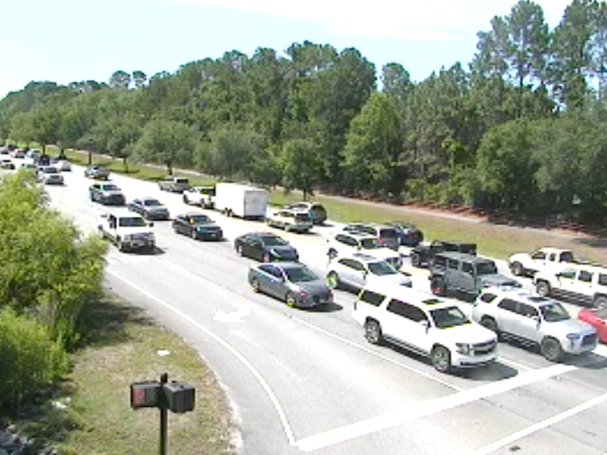 Isle of Palms leaders warn over heavy traffic on holiday weekend