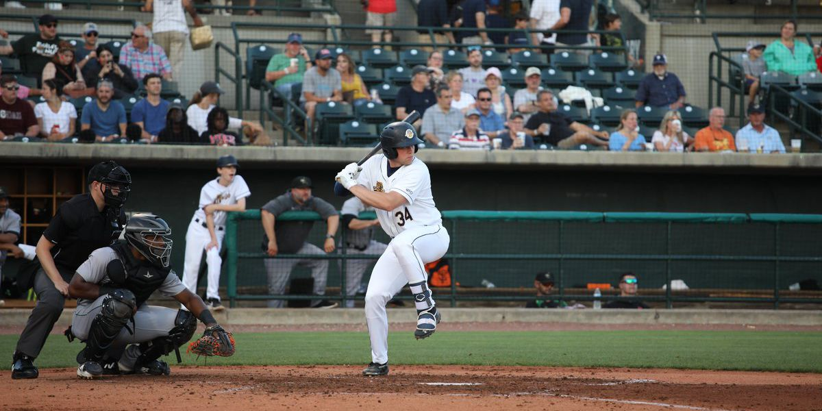 Breaux Goes Yard as RiverDogs Salvage Game Four