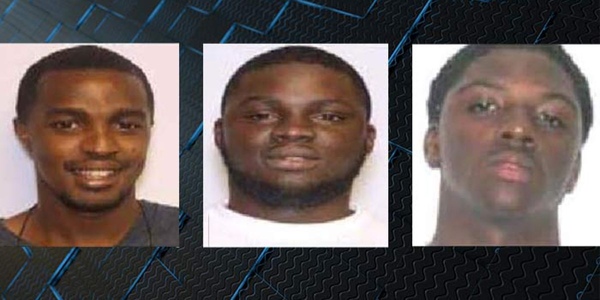 Police name three suspects in Georgetown shooting