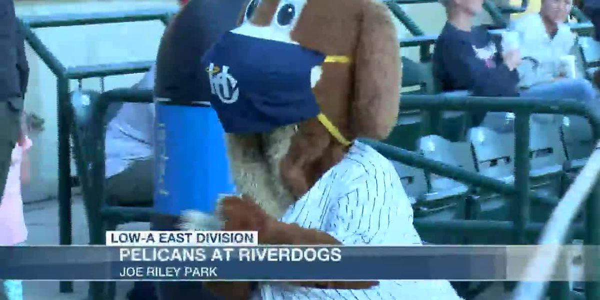 VIDEO: Defensive Miscues Haunt RiverDogs in 5-1 Loss to Myrtle Beach