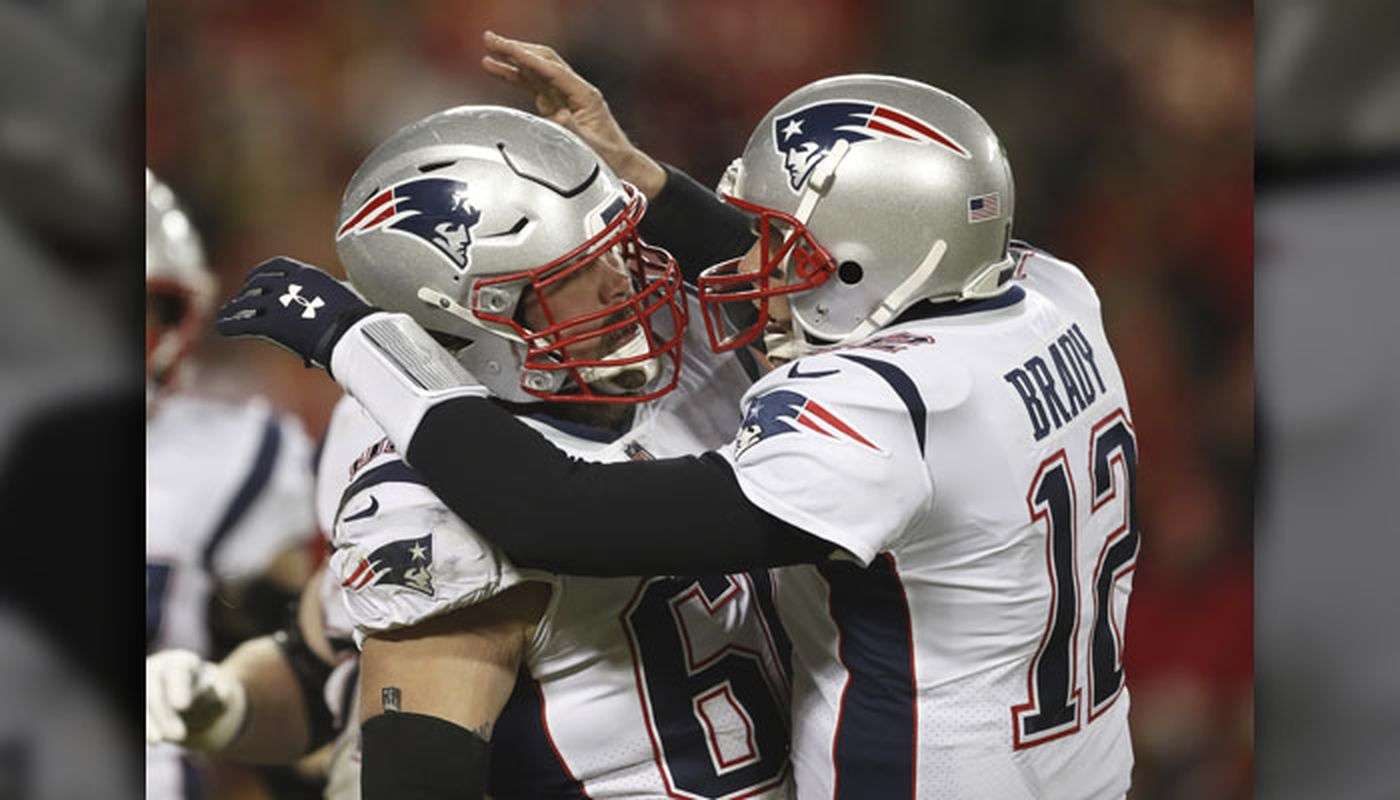 Patriots make 3rd straight Super Bowl, beat Chiefs 37-31 OT