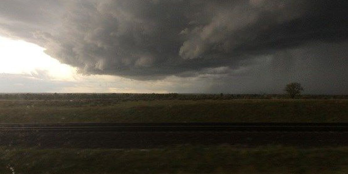 Storm Chasing: Day 5 - Let The Chasing Begin