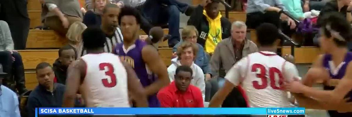 VIDEO: Pinewood Prep, Porter-Gaud highlights from 12/13