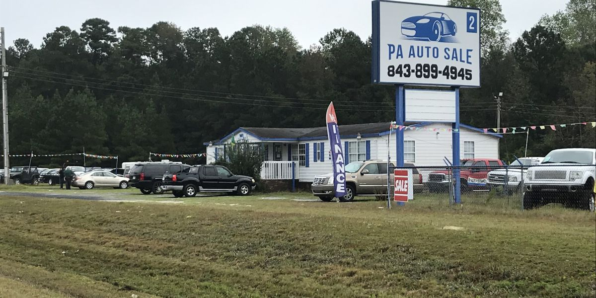 Deputies: Shooting sparked by attempted theft at auto dealer