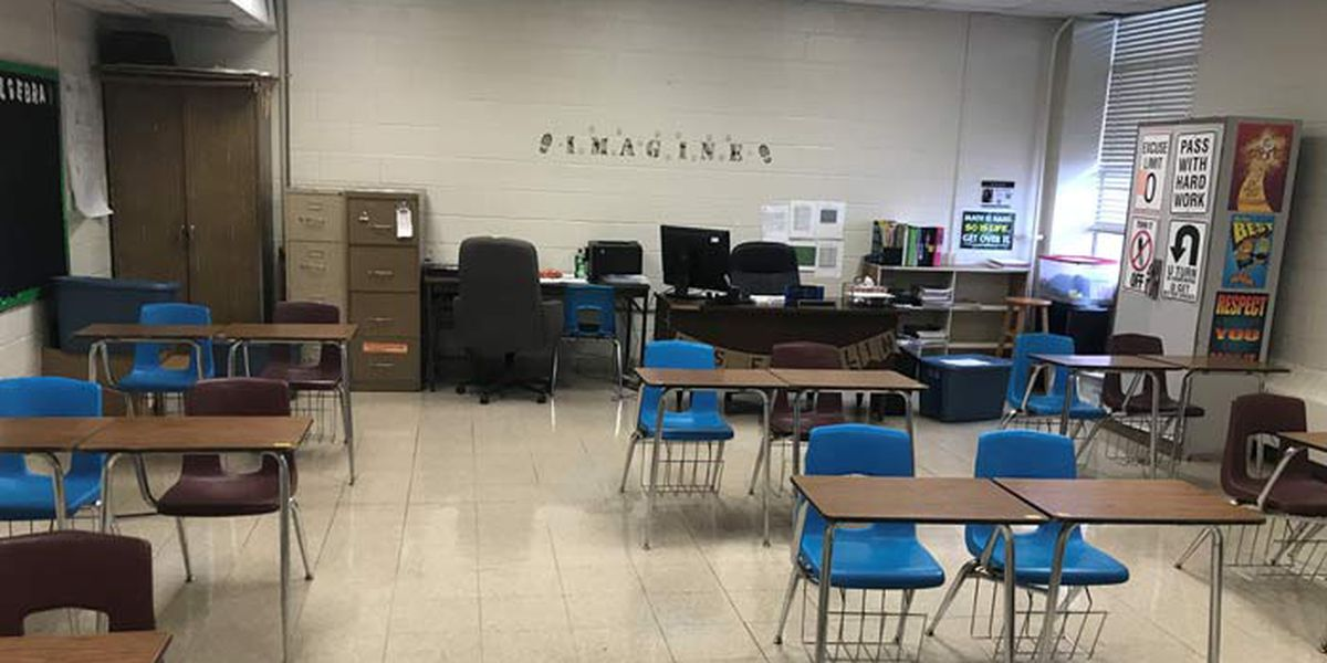 A look inside: St. George Middle School prepares for new school year