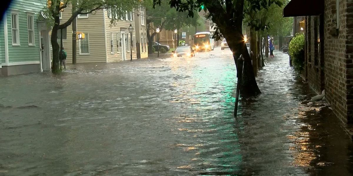 City of Charleston and State of SC hosting flood mitigation, assistance public meetings