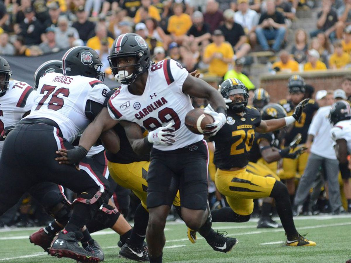 Missouri Uses Opportunistic Defense to Beat South Carolina
