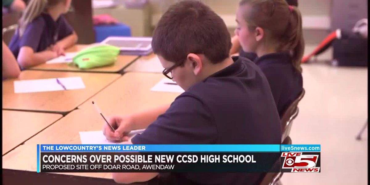 VIDEO: CCL voices concern over possible new CCSD school location