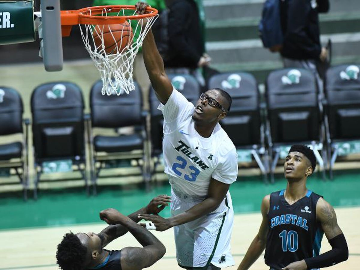 Cold Shooting Haunts Coastal in Close Loss at Tulane