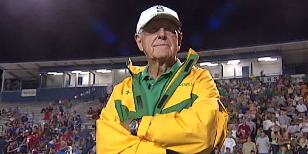 Legendary S.C. high school football coach John McKissick passes away