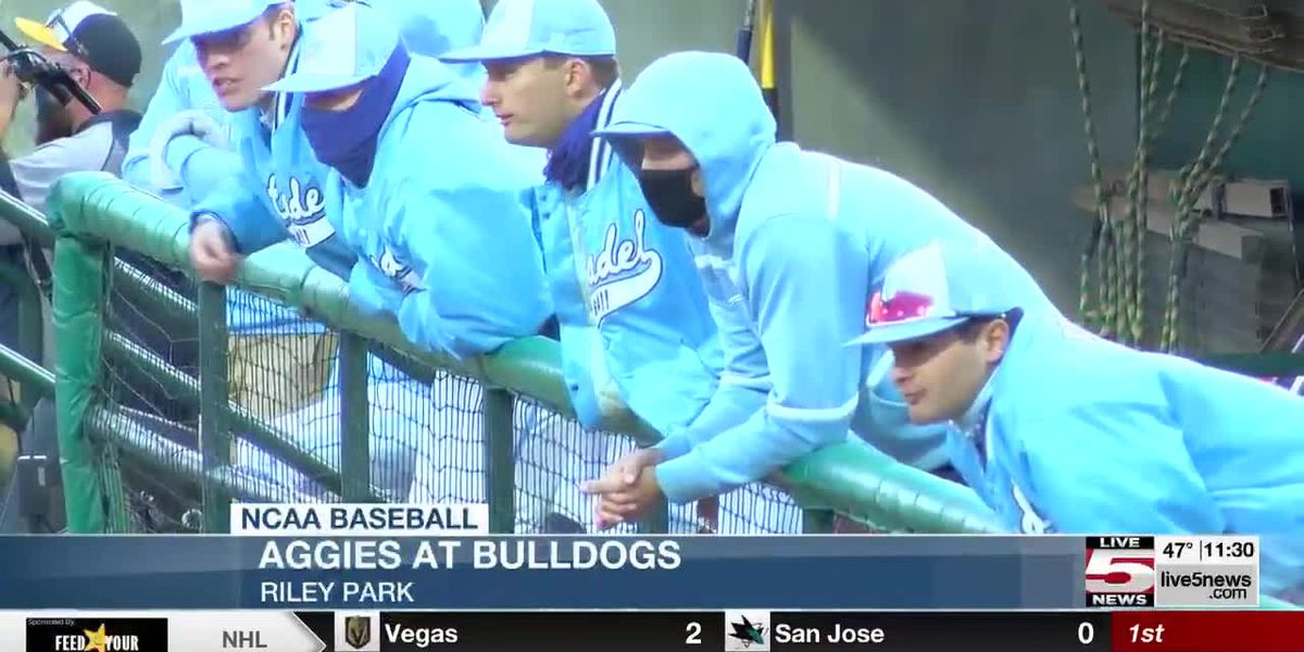 VIDEO: The Citadel falls to NC A&T in extra innings